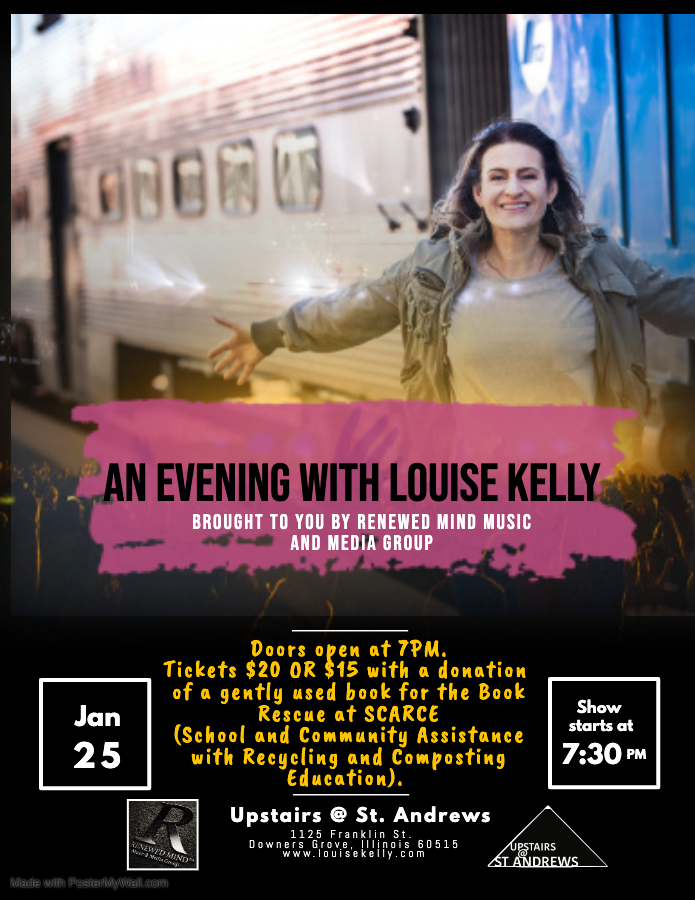 an evening with louise kelly FLYER FINAL