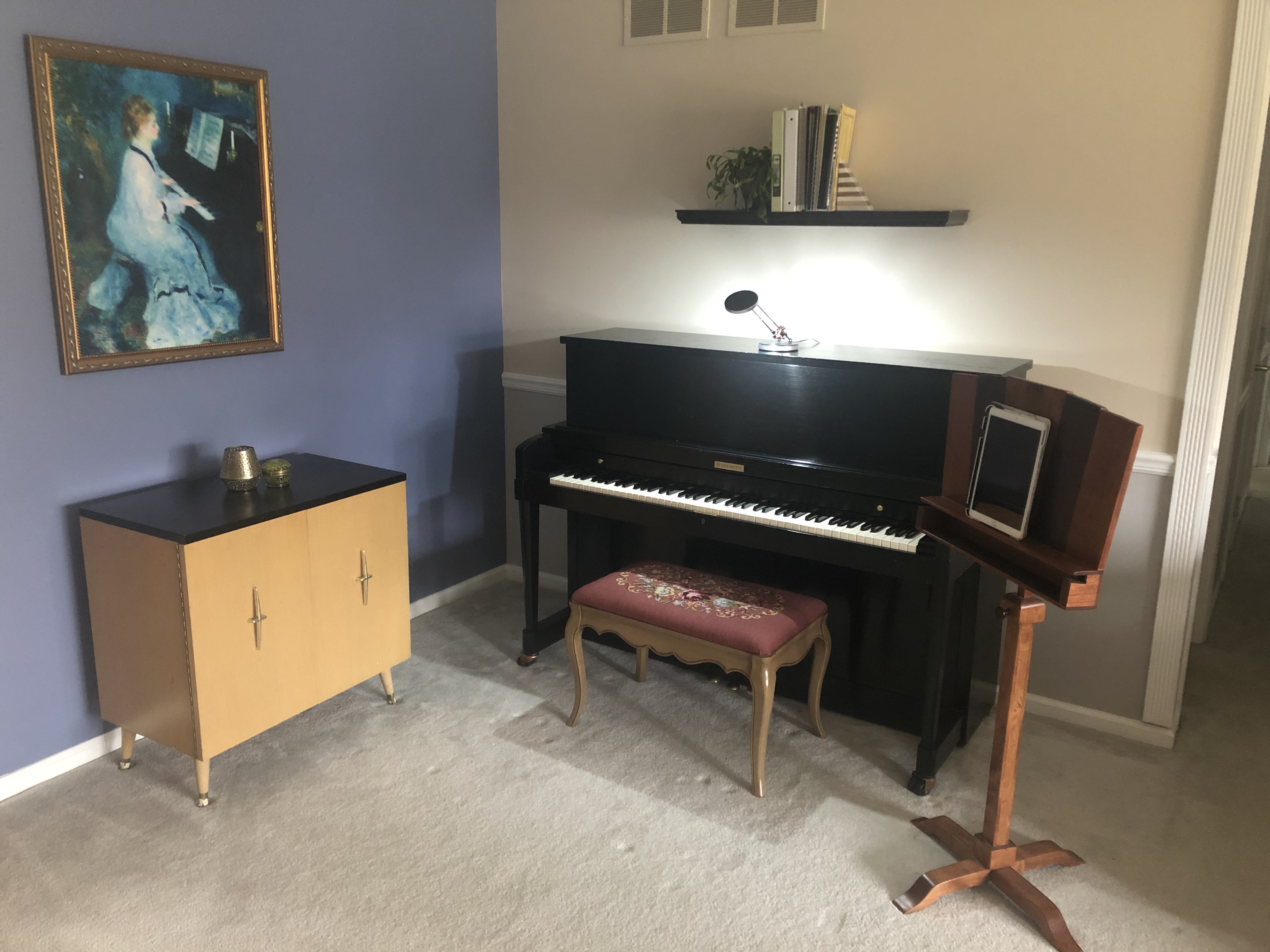 online music studio